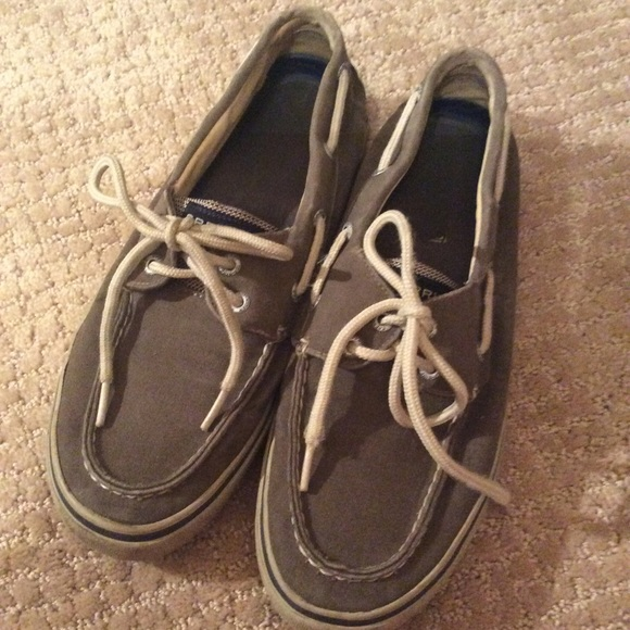Clearance Mens Sperry Boat Shoes